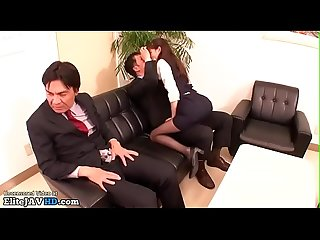 Jav young secretary threesome more at elitejavhd com