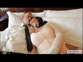 Hot tschick chanel santini recieves a hard anal pounding