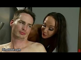 So hot tranny fucks guy