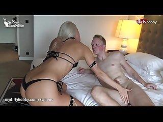 My dirty hobby amateur fucks busty ass babe