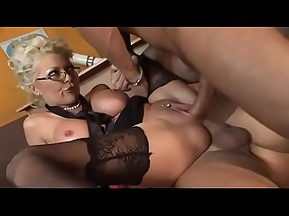 Monique covet fetish double desire