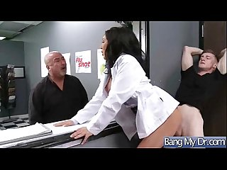(emily b) Lovely Patient Recive Sex Treat From Dirty Mind Doctor mov-11