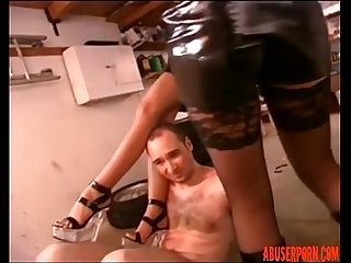 Hot mistress take care of her slaves comma hd porn colon xhamster hardcore abuserporn period com