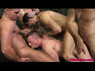 Military English queers group bum Sex