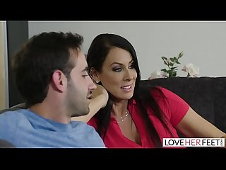 LoveHerFeet - My Stepson Takes Me For The Ride Of My Life