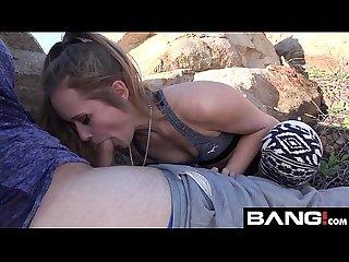 Teen amateur keegan kade has her first orgasm