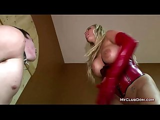Bad Bitch Slave Spanked Mistress