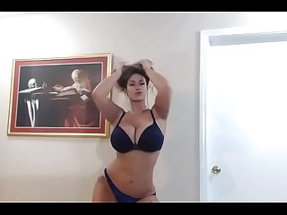 Hot milf strippin more on www period cam4free period ml