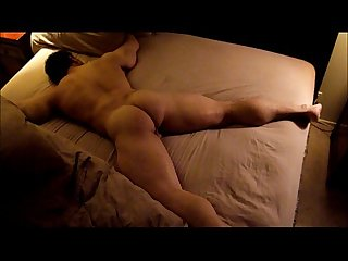 Nude male Video hot naked man bodybuilder with huge man Ass
