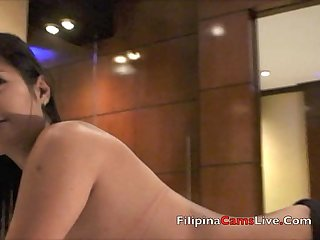 ASIANCAMSLIVE.COM amateur 18 year olds strip and masterbate in hotel
