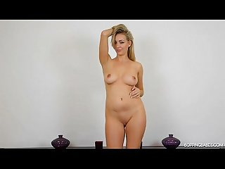 Hayley marie strips from a tight dress curvy big tits porn