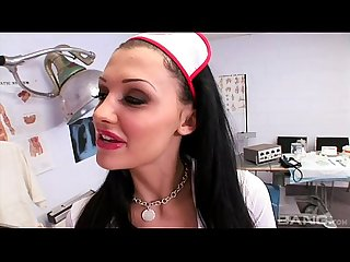 Hot nurse aletta ocean fucked in Hospital