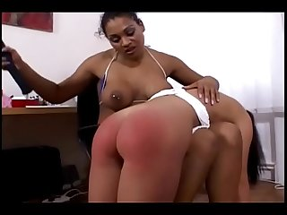 Spanked by ebony mistress ayacum com