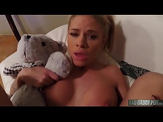 JESSA RHODES FUCKS TO SAVE HER MOMMY