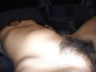 Asian car fuck