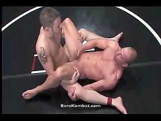 Naked gay combat hot hunks wrestle fuck and suck