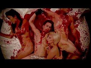 Lady gaga matt bommer blood orgy american horror story hotel