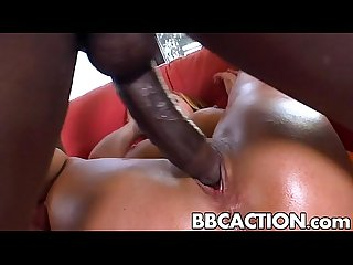 Black cock breaks down shyla stylez