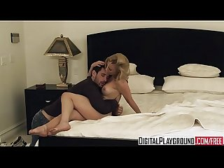 Hot blonde con artist (Kayden Kross) can work anyone - Digital Playground