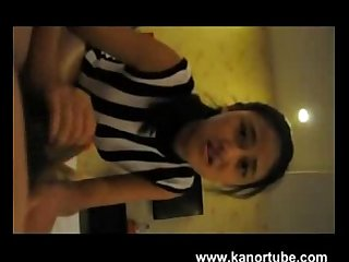 My cute and young girlfriend www kanortube com