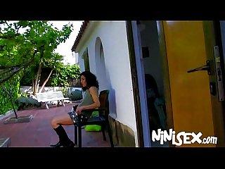 Ninisex capitulo 2 malas hierbas con zazel Paradise