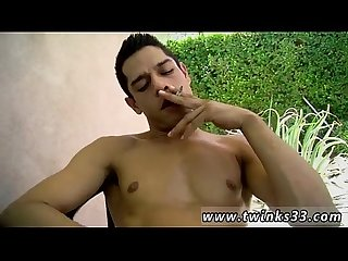 Gay mature amateur movietures Dillon and Kyros Bareback Smokesex 2!