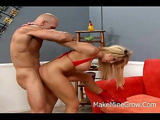 Brooke Haven - Hot Blonde Suck Cock Deep In Her Throat