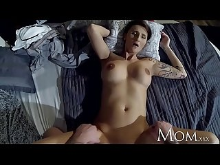 Mom milf loves being filmed sucking cock