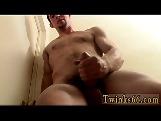 Male to male gay group fuck squirting out some urinate he seems to