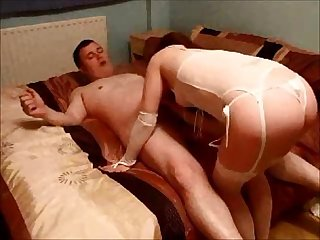 Amateur mature on real homemade