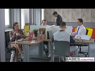 Office obsession forbidden fruit starring charlie dean and tyra moon clip