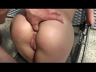 Amateur German Blond Painful Anal