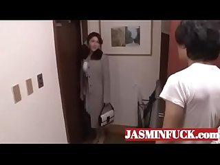 Japanese hot mom and son fucking full video www jasminfuck com