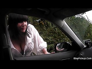 Fat pick Up and cock riding