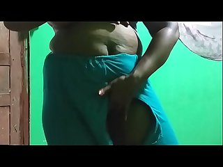 Horny Desi indian tamil telugu kannada malayalam Hindi vanitha showing big boobs and shaved pussy te