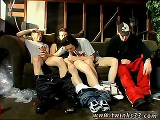 Irish gay sex gallery Garage Smoke Orgy