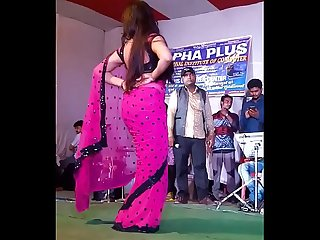 Hindi hot song dhak dhak karne laga live recording dance