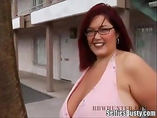 10 bbw big busty hunter