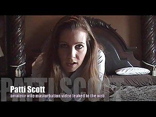 PATTI SCOTT EXPOSED TO THE WORLD!