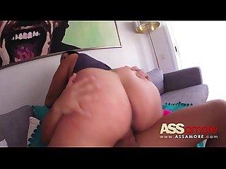 Anastasia lux bbw facial