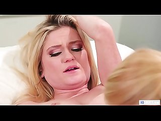 Gyno Appointment With a Shy Teen - Chloe Foster and Sarah Vandella