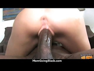 Hot Milf takes on 12 inch Huge Monster Black Cock 13