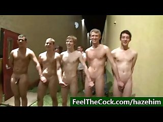 Haze him gay fraternity real college gay tapes sample 18