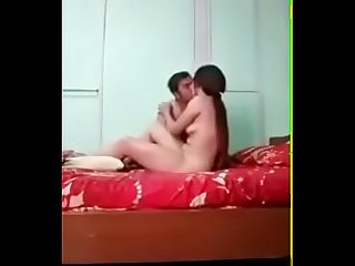 Gf fingered by bf and lick till climax