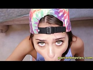 Hot pov blowjob riley reid