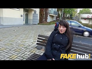 Female agent busty agents toys cause wet and Horny Lesbian orgasms