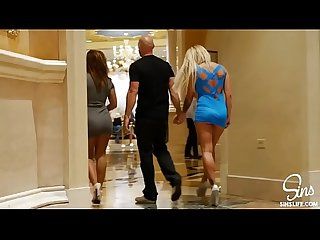Kissa sins vegas birthday surprise w keisha grey and johnny sins twintera com