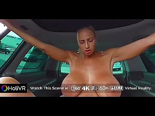 holivr car sex adventure 100 driving fuck 360 vr porn