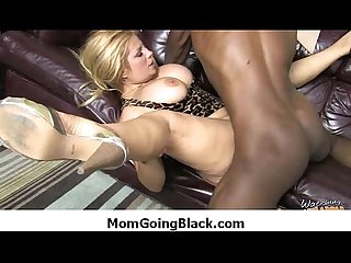 My big tits mom likes big black fat cock 10
