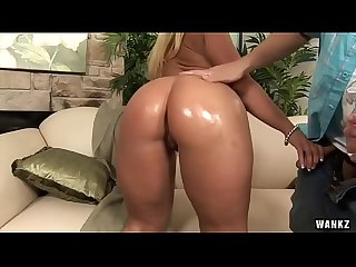 WANKZ- Blond Austin Taylor Gets Fucked